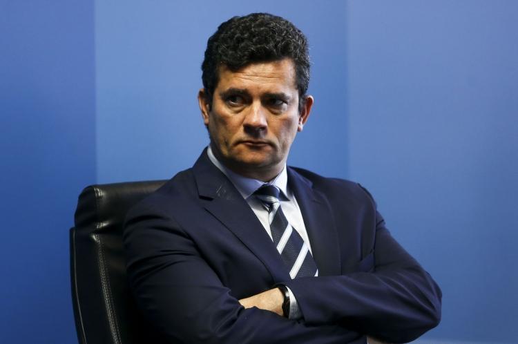 Sergio Moro teve mensagens vazadas. Ouça podcast Jogo Político