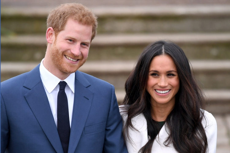 Lilibet Diana, filha do príncipe Harry e da atriz Meghan Markle, nasceu na sexta-feira, 4, porém, informação só foi revelada neste domingo, 6 (Foto: Divulgação)