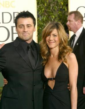 Jennifer Aniston e Matt LeBlanc
