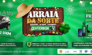 Centerbox completa 35 anos