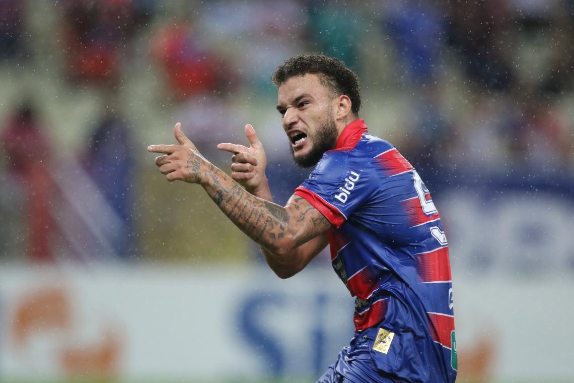 André Luís já marcou dois gols com a camisa do Leão.