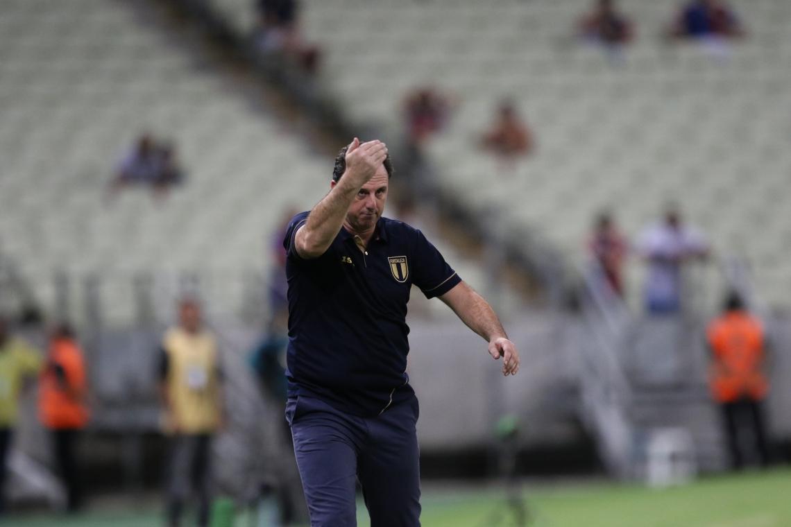 Primeiro jogo de Ceni como novo técnico do Fortaleza será diante do Botafogo.  (Fotos: Fabio Lima/O POVO)
