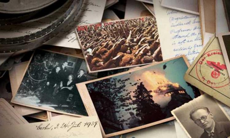 Série Minha Vida na Alemanha de Hitler