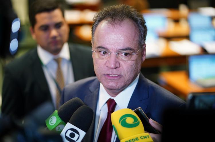 Deputado Samuel Moreira (PSDB-SP) é relator da comissão especial da reforma da Previdência