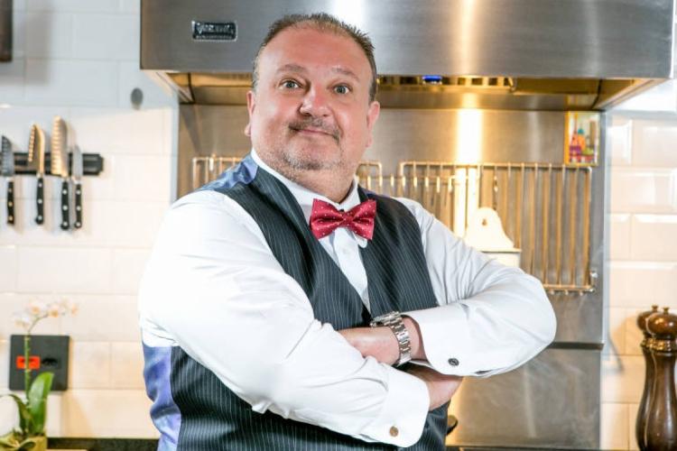 """O chef Jacquin comprou o restaurante de um ex-participante do """"Pesadelo na Cozinha"""" (Foto: Divulgação)"""