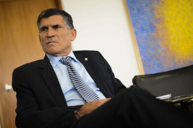 General Santos Cruz  (Foto: Marcello Casal Jr/ Agência Brasil)