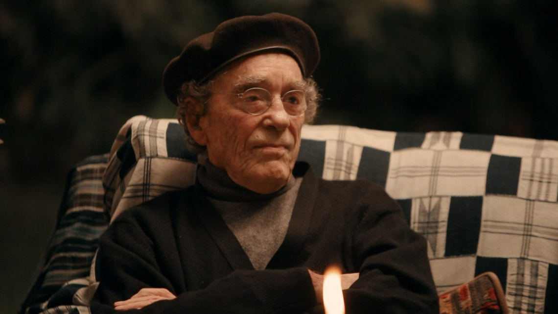 André Midani no programa Do Vinil ao Download, exibido na GNT
