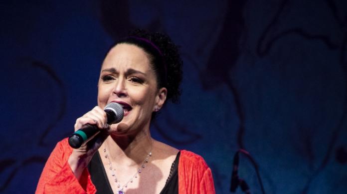 A cantora cearense Idilva Germano