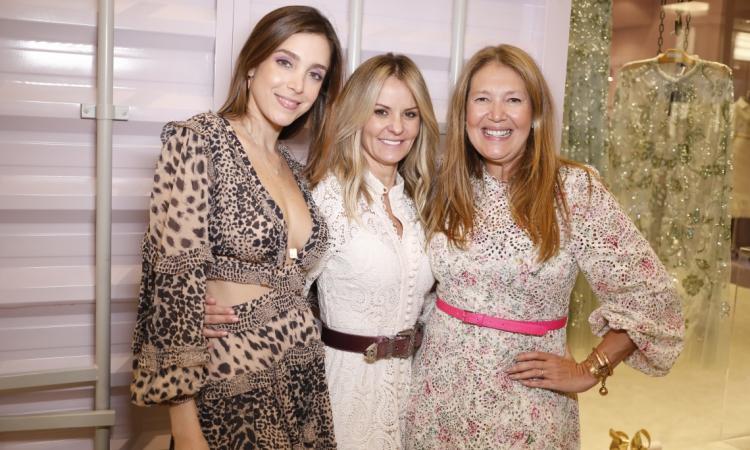 Joana Laprovitera, Erika Mares Guia e Donata Meireles