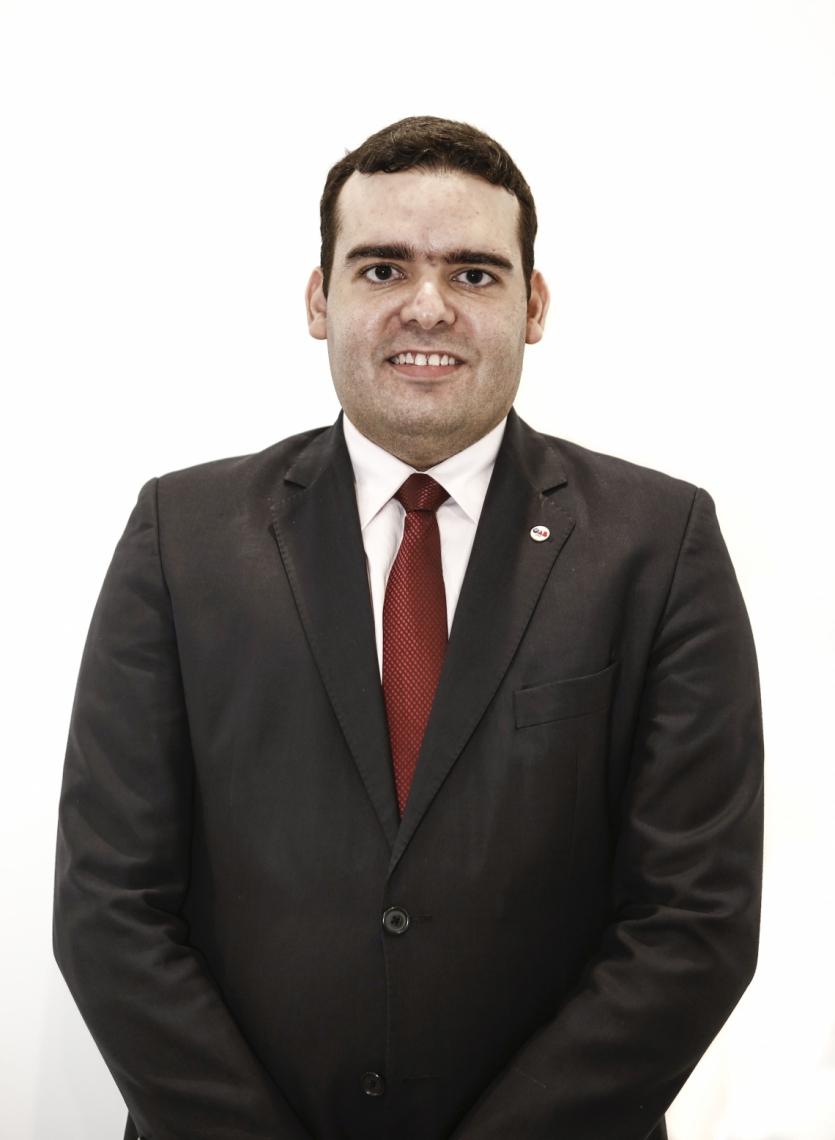 Raphael Castelo Branco  Presidente da Comissão dos Direitos das Pessoas Idosas da OAB-CE