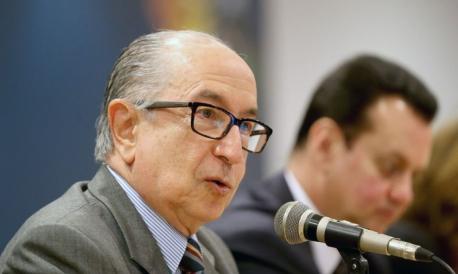 O secretário da Receite Federal, Marcos Cintra.