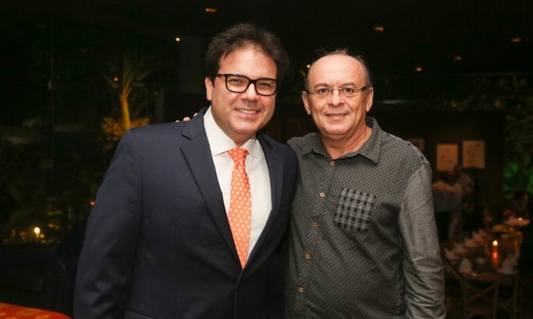 Marcelo Feitosa Campelo e Antônio Parente