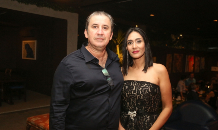 Paulo Regis Botelho e Patricia