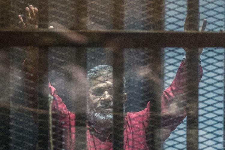 Mohamed Morsi estava preso desde 2013