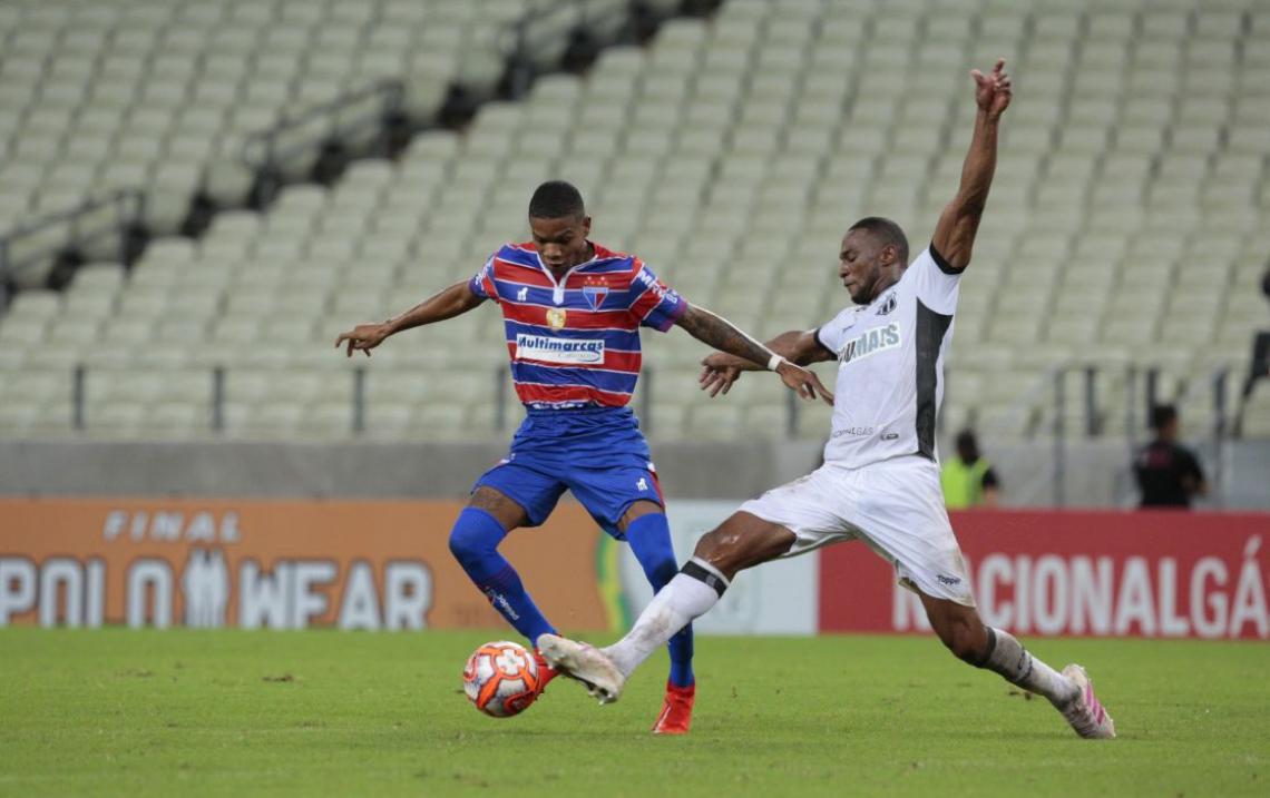 Marcinho, do Fortaleza, e Luiz Otávio, do Ceará, não podem atuar por outra equipe no Campeonato Brasileiro 2019.