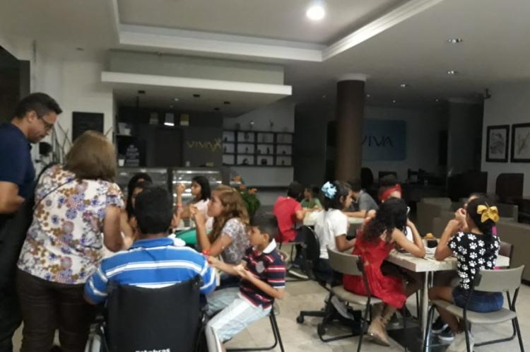 A ação ocorre nas Salas de Vendas das Lojas da MVC Férias no Rio Mar Fortaleza, Beira Mar e Canoa Quebrada.
