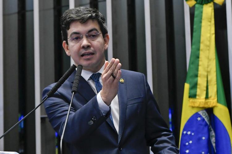 Senador Randolfe Rodrigues (Rede-AP).