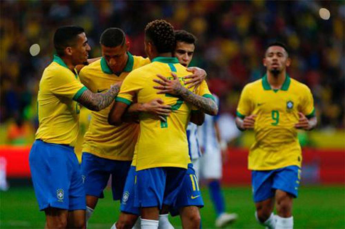 Veja quando será o próximo jogo do Brasil na Copa América