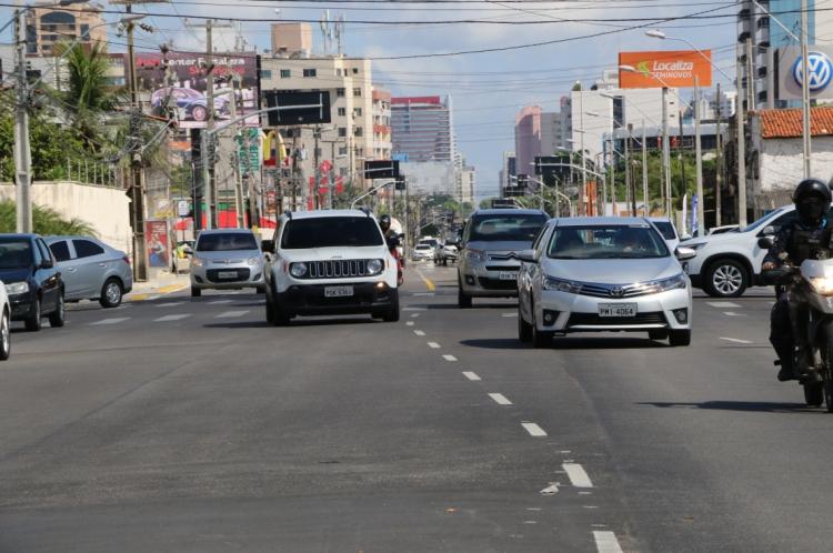 Binário no bairro Papicu: avenida Santos Dumont terá sentido único até a rua Francisco Matos