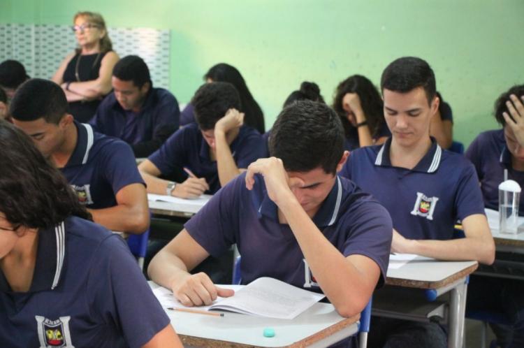 Taxa de analfabetismo de jovens acima de 15 anos está em queda no Ceará