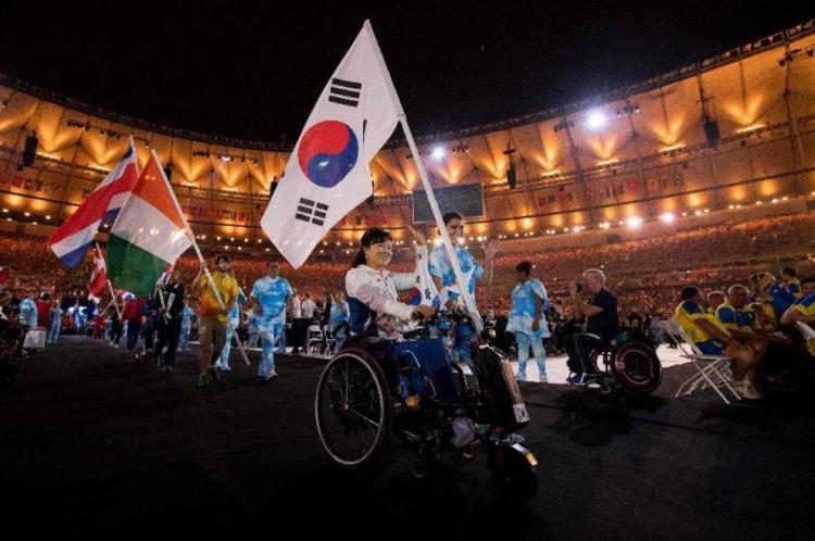 A mensagem falsa se referia às paralimpíadas de 2016 no RJ