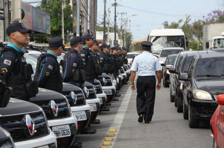 Polícia Militar do Ceará reorganizou os batalhões