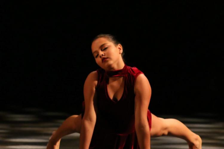 A competição é uma grande oportunidade para quem gostaria de seguir a carreira na dança, como Amanda.