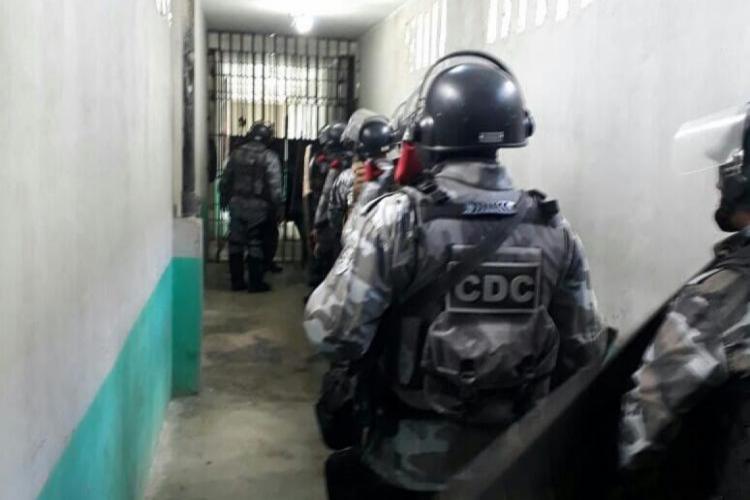 Batalhões da Polícia Militar do Ceará foram reorganizados