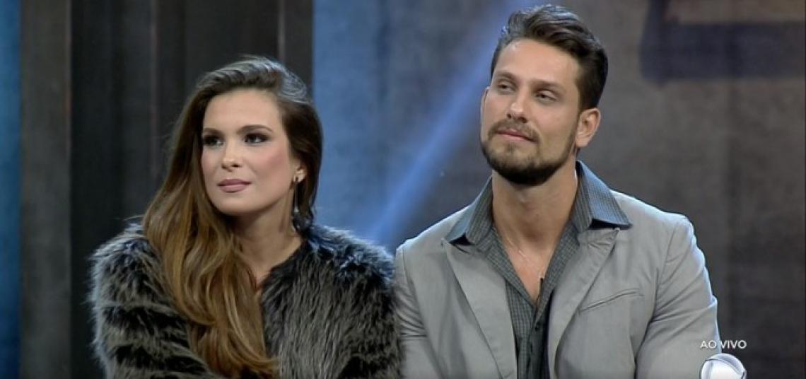 Após repescagem, Eliéser e Kamilla são eliminados do Power Couple com alto índice de rejeição.