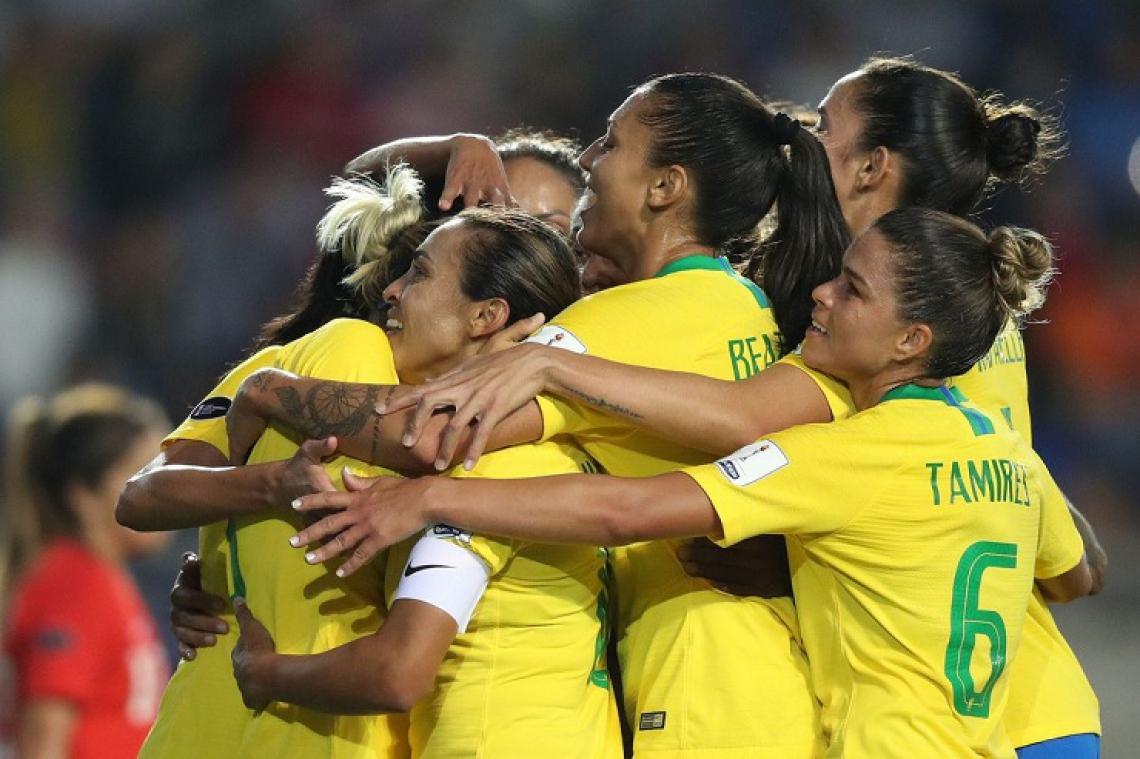 Brasil pegará a França no próximo da Copa do Mundo feminina. Partida é válida pelas oitavas de final