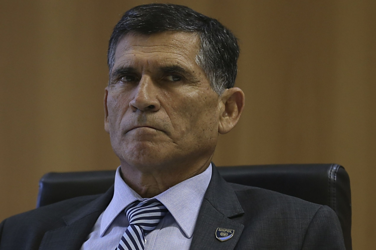 GENERAL Santos Cruz ocupou cargo no governo Bolsonaro, mas rompeu com o presidente (Foto: José Cruz / ABR)