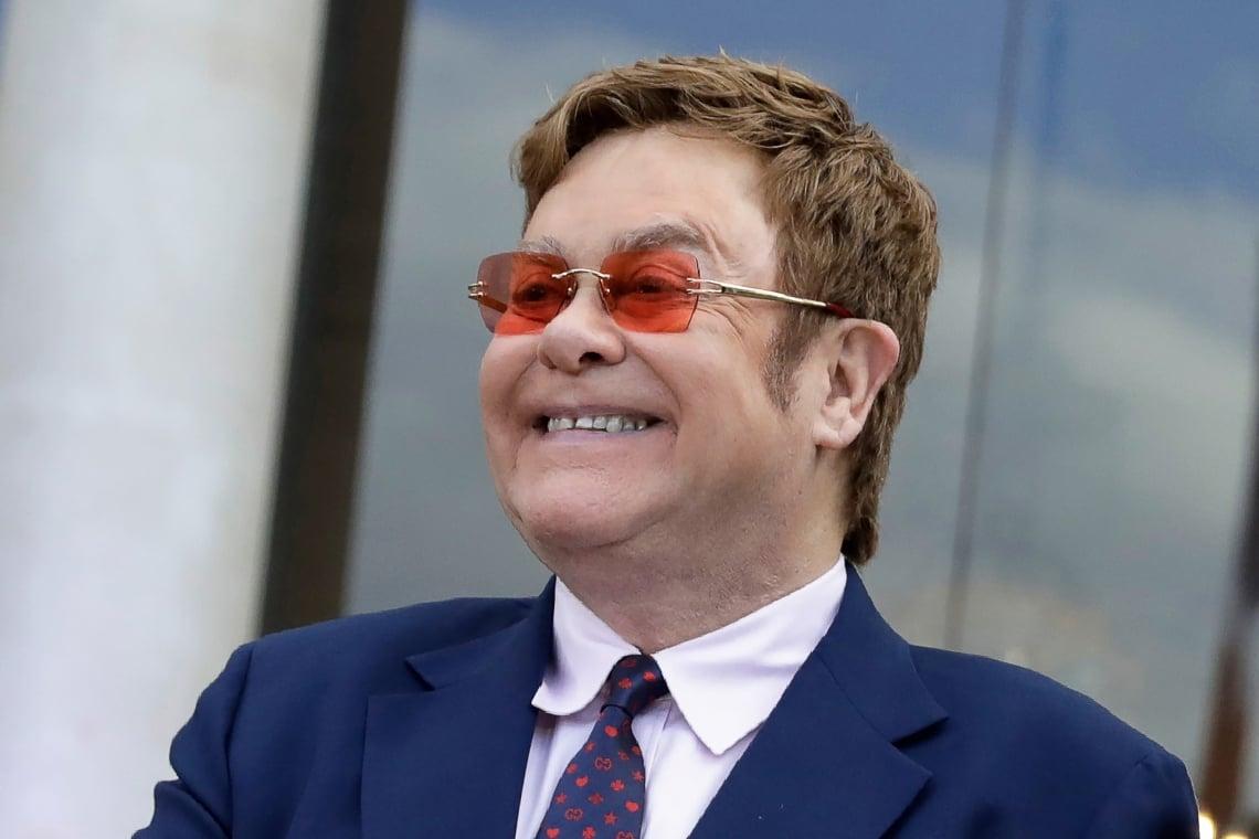 """Elton John já ganhou uma estatueta pela primeira versão de """"O Rei Leão"""""""