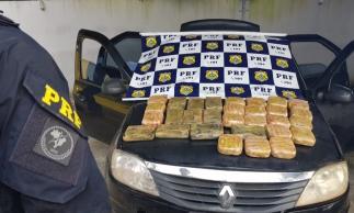 Com destino a Fortaleza, tabletes de cocaína são apreendidos em Acaraú