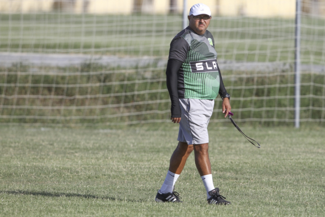 Raimundinho assumiu a equipe em meio a Série D e já conduziu o time até a fase oitavas-de-final