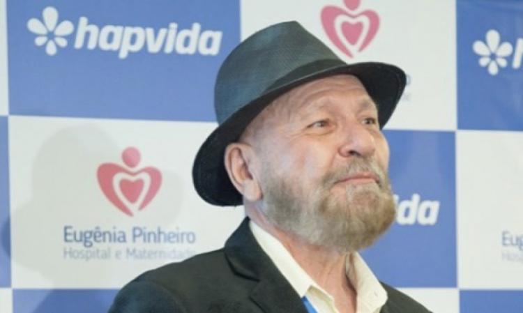 Cândido Pinheiro, médico e fundador do Hapvida, é o homem mais rico do Ceará