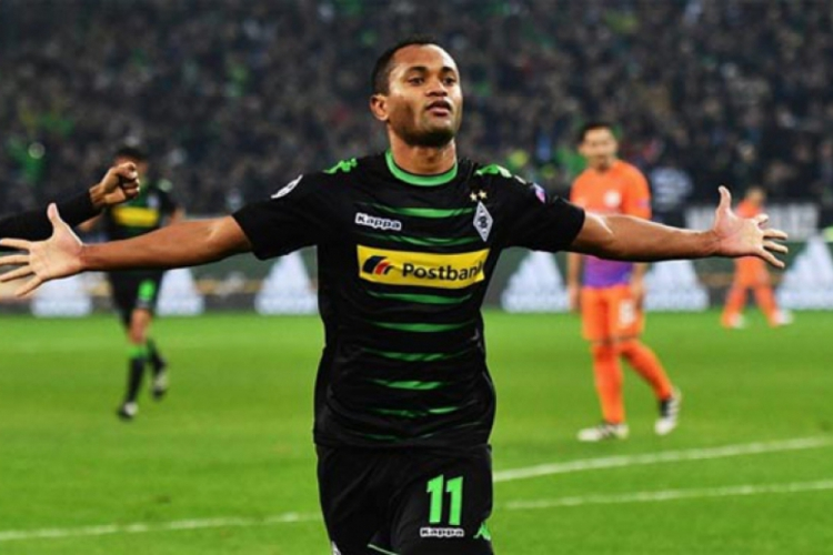 Raffael é cearense, ídolo no futebol alemão e torcedor do Ceará (Foto: DIVULGAÇÃO)