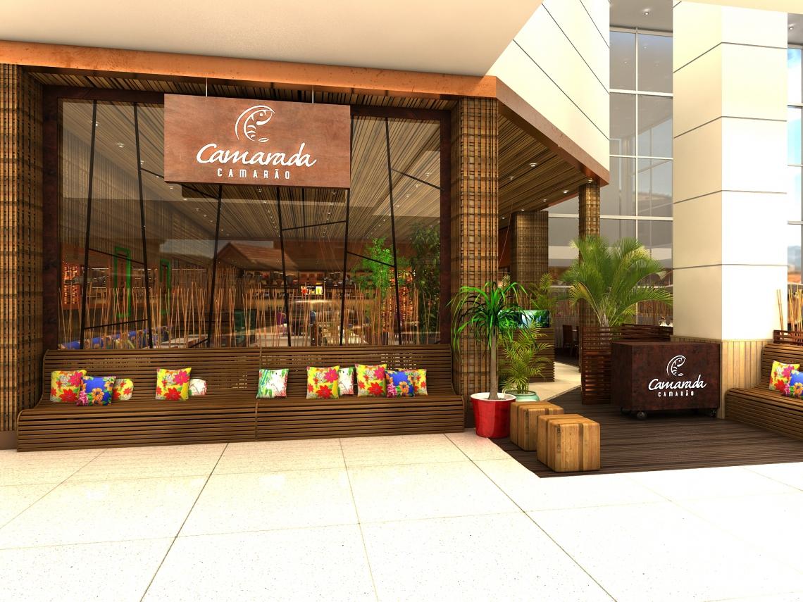 Camarada Camarão inaugura sua unidade de Fortaleza no próximo dia 26 de junho, no Shopping RioMar Fortaleza.