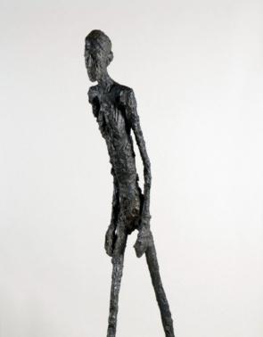 Escultura O Homem Que Anda