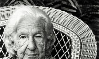 Cora Coralina ganhou notoriedade aos 90 anos depois de ser citada por Carlos Drummond de Andrade  (Foto: Divulgação)