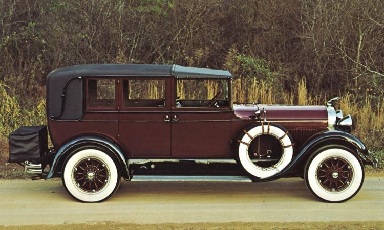 Cadillac Town Car 1927