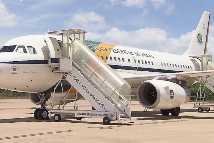 Avião presidencial