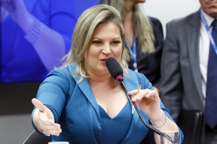 Deputada federal Joice Hasselmann (PSL - SP)