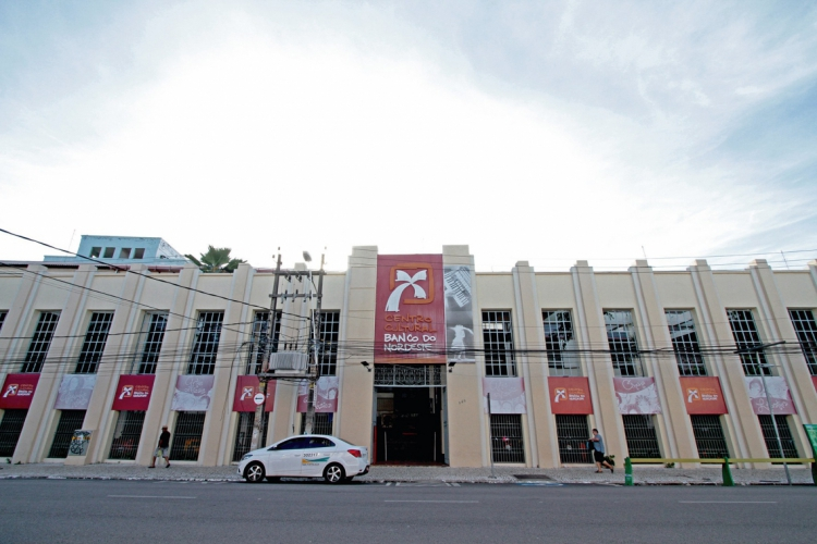 Centro Cultural Banco do Nordeste em Fortaleza (Foto: DIVULGAÇÃO)