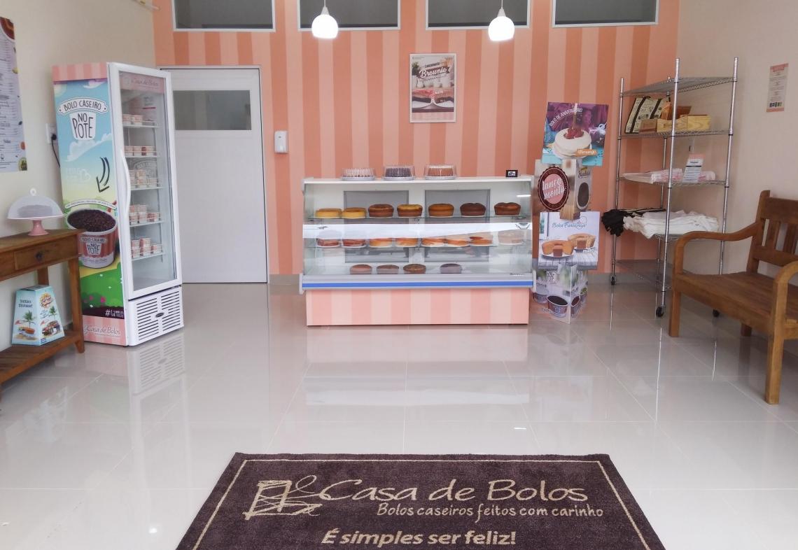 A loja se localiza no bairro Aldeota, em Fortaleza