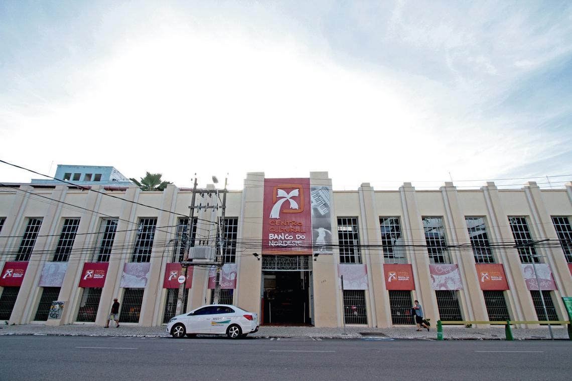 Centro Cultural Banco do Nordeste tem futuro incerto