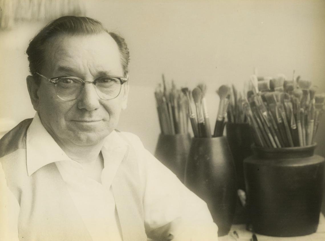 Cândido Portinari, artista plástico brasileiro