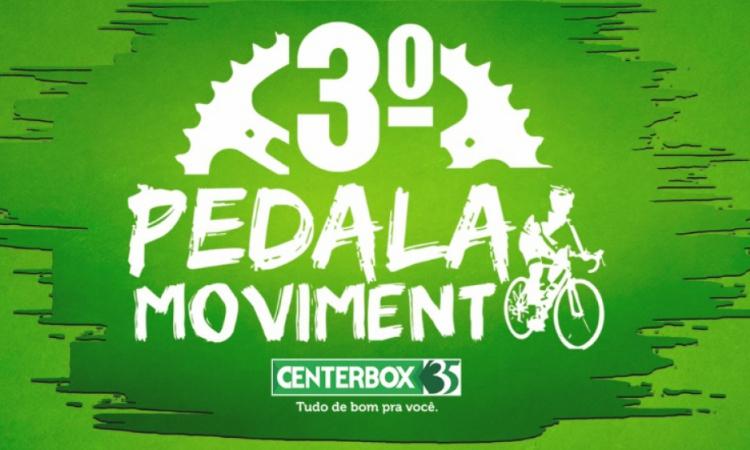 Centerbox realiza edição do 3 do Pedala Moviment