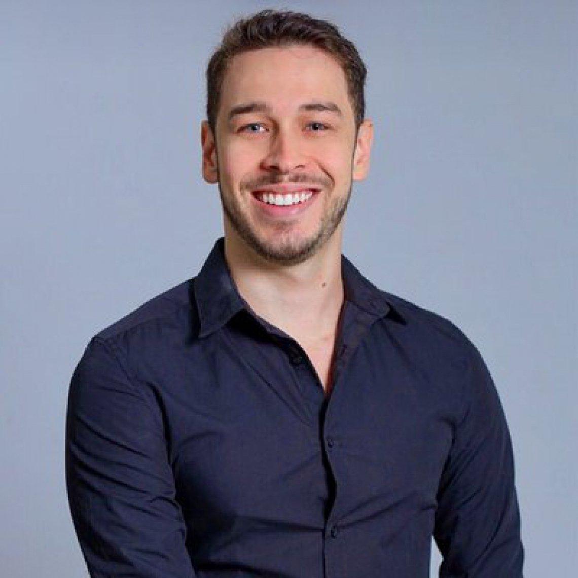 Jornalista André Almeida