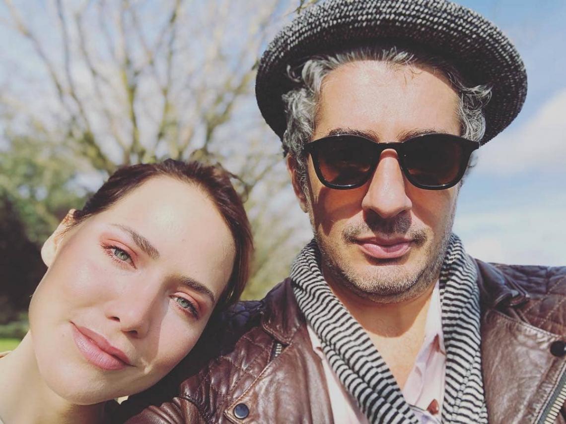 Leticia Colin está grávida do ator Michel Melamed.