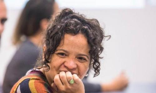 Gleyce Kelly Heitor - Educadora e pesquisadora em educação e cultura, abriu o projeto